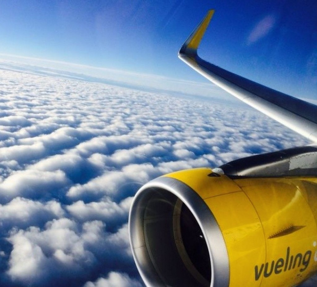 La forma más barata de viajar, Vueling