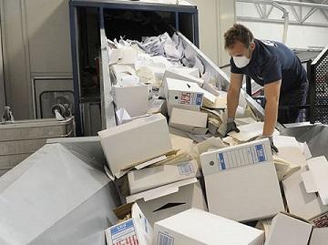 Destrucción de documentos administrativos  Una necesidad legal y práctica