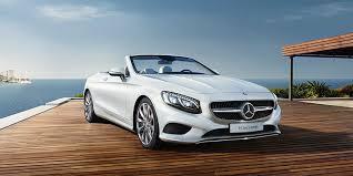 Recambios para Mercedes – Ventajas al comprar un automóvil de esta marca